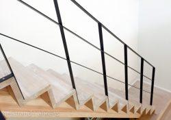 Elegante og rå trappegelændere i stål i høj kvalitet til favorable priser
