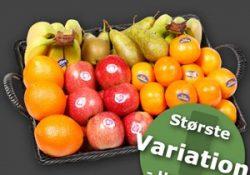 Sund frugtordning på arbejdspladsen