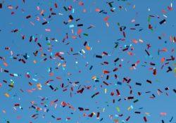 Skab festens rammer med konfettirør