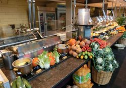 Flotte og praktiske serveringsbakker gør jeres arbejde meget nemmere