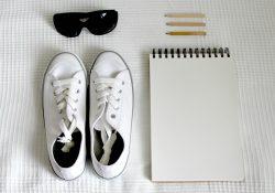 Gode sko til klinikarbejde er Skechers sko